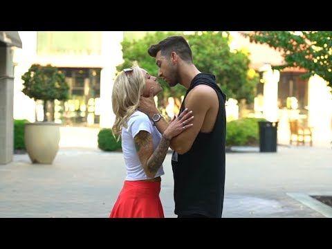 Pin By Funny Videos Fun On Prank Kissing Kissing Pranks