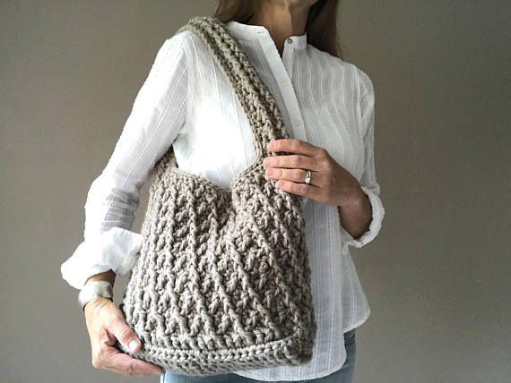 CROCHET PATTERN, The Kiara Bag, Crochet Bag Pattern, Crochet Pattern ...