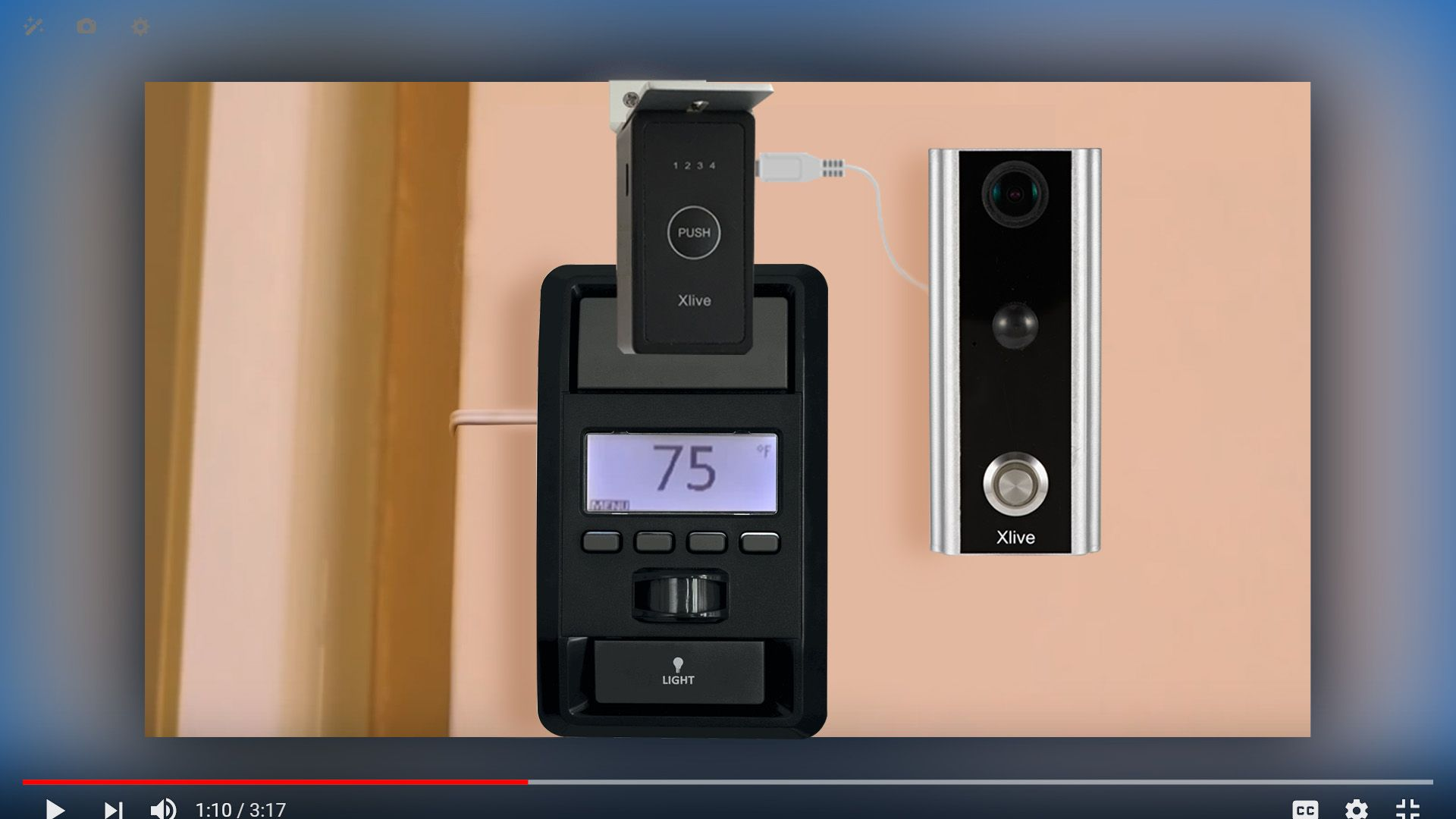 View Open And Close Your Garage Door With Your Smartphone Never