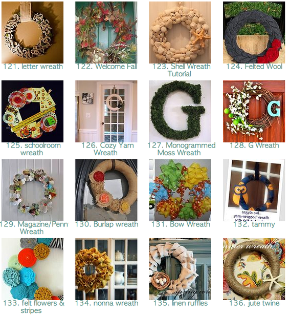 310 Wreath Tutorials...