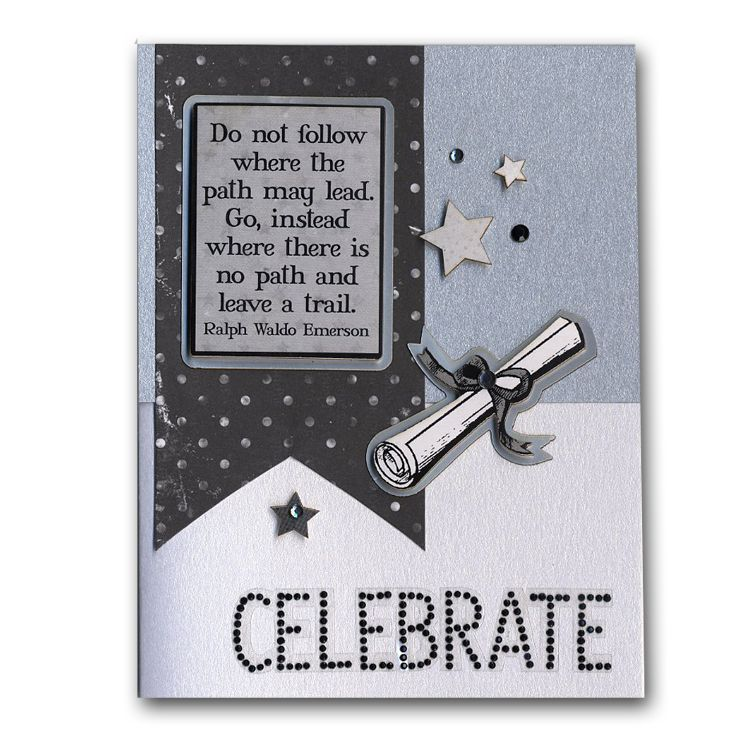 Archivers inspirational cards grad cards congrats card