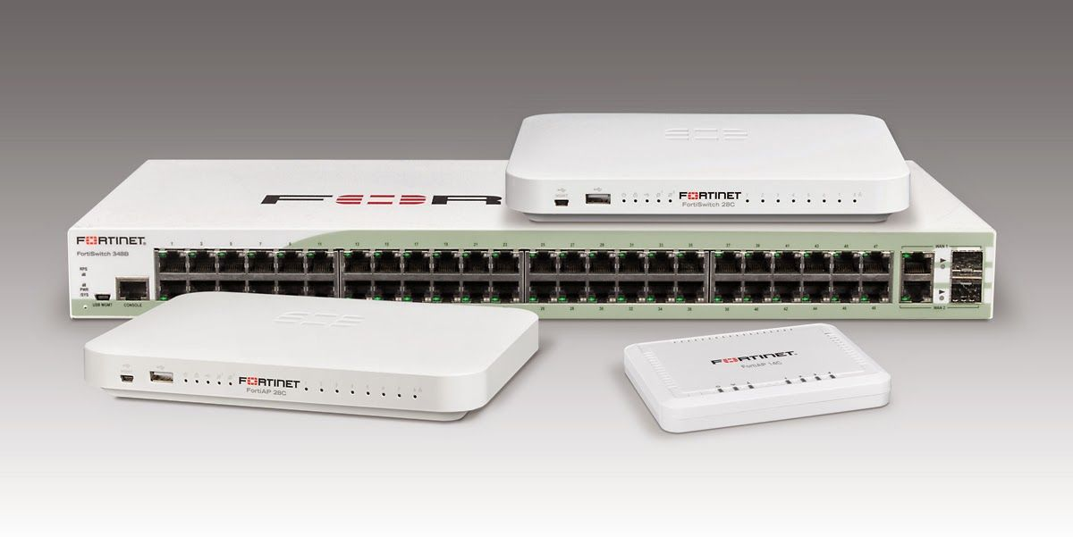 FortiSwitch Ethernet Access and Data Center Switches are a