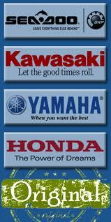 Jet Ski Brands ~ Let The Good Times Roll, Kawasaki