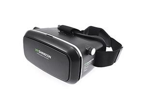 3b093f633d9 Headset 3D Glasses Nose Padding for Video Games Movies and NFC TagAxgio  Vision VR Virtual Reality