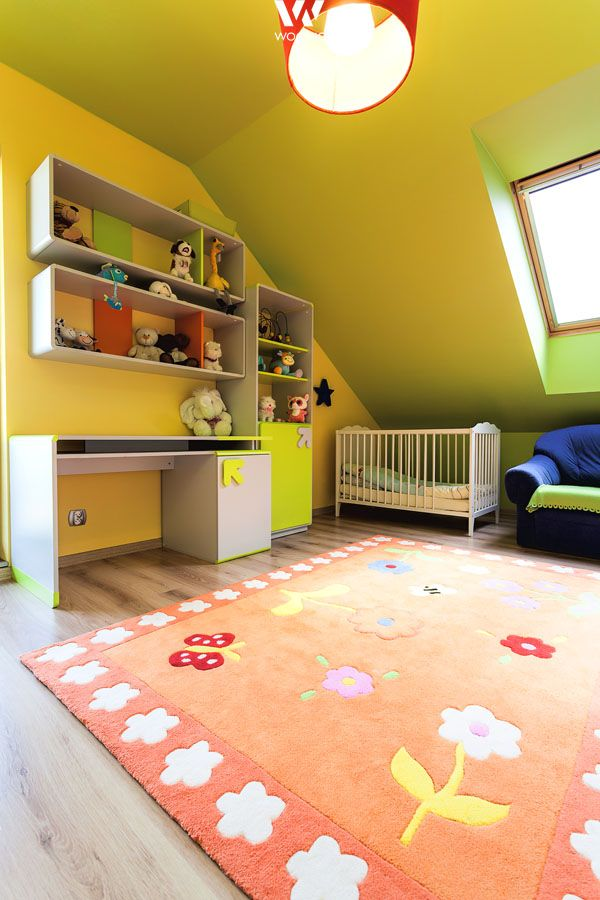 Wohnideen Orange orange und hellgrün wirken frisch und sind geschlechtsunabhängig