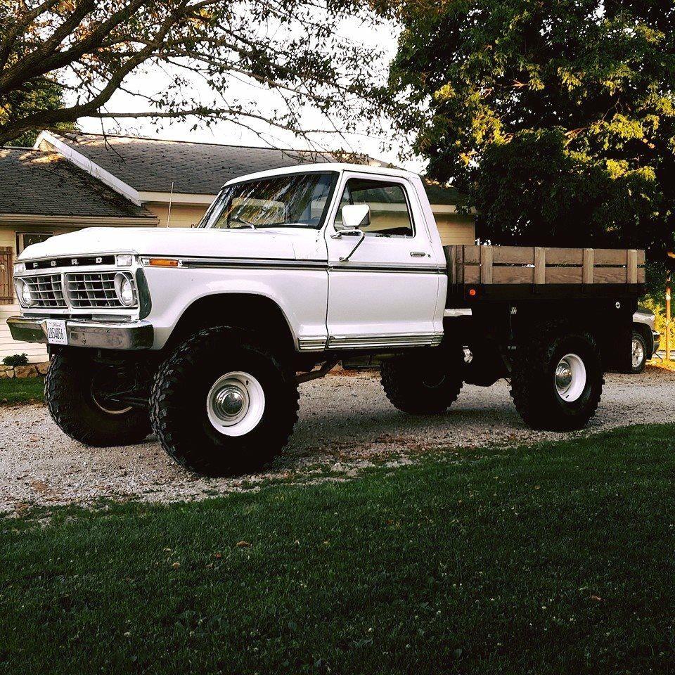 Looks Just Like My Highboy Classic Ford Trucks Ford Pickup