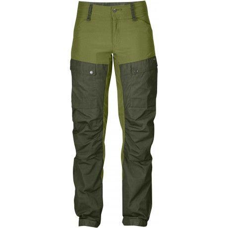 a661116ed26 Keb Trousers W Short - Byxor - KVINNA Fjallraven