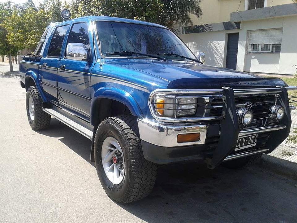 Toyota Hilux Sr5 4x4 Excelente Año 1999 220000 km en