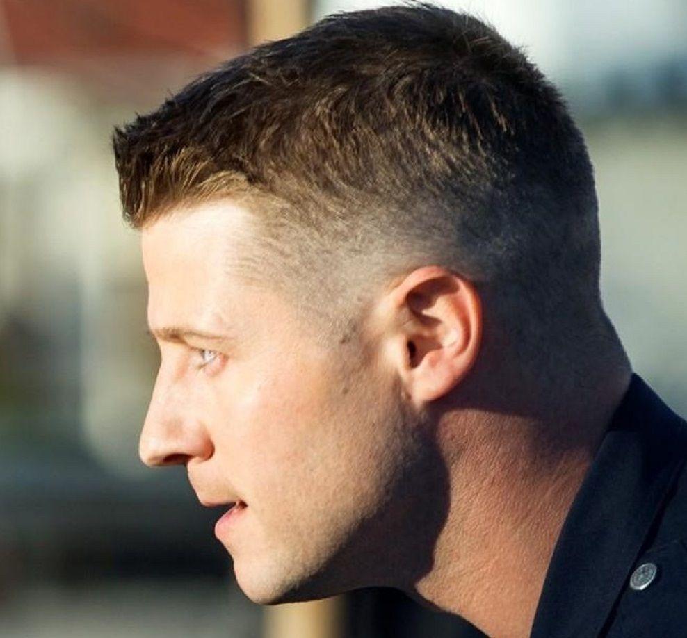 Short Taper Haircut For Men Best Short Hair Styles