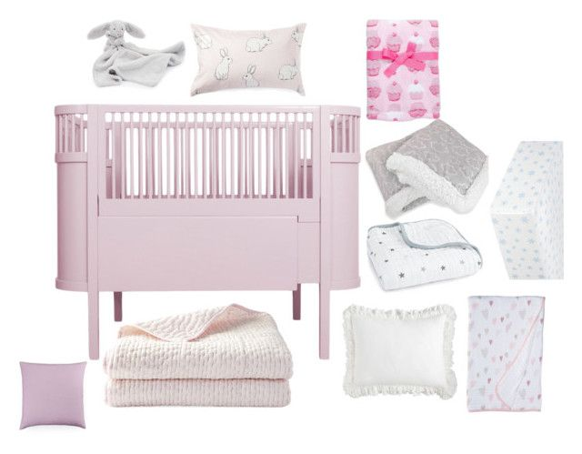 """""""ABDL crib"""" by roselynlasley ❤ liked on Polyvore featuring interior, interiors, interior design, home, home decor, interior decorating, Sebra, Carter's, Jellycat and Trend Lab"""