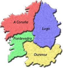Santiago De Compostela Su Capital Spain And Portugal Santiago De Compostela Galicia