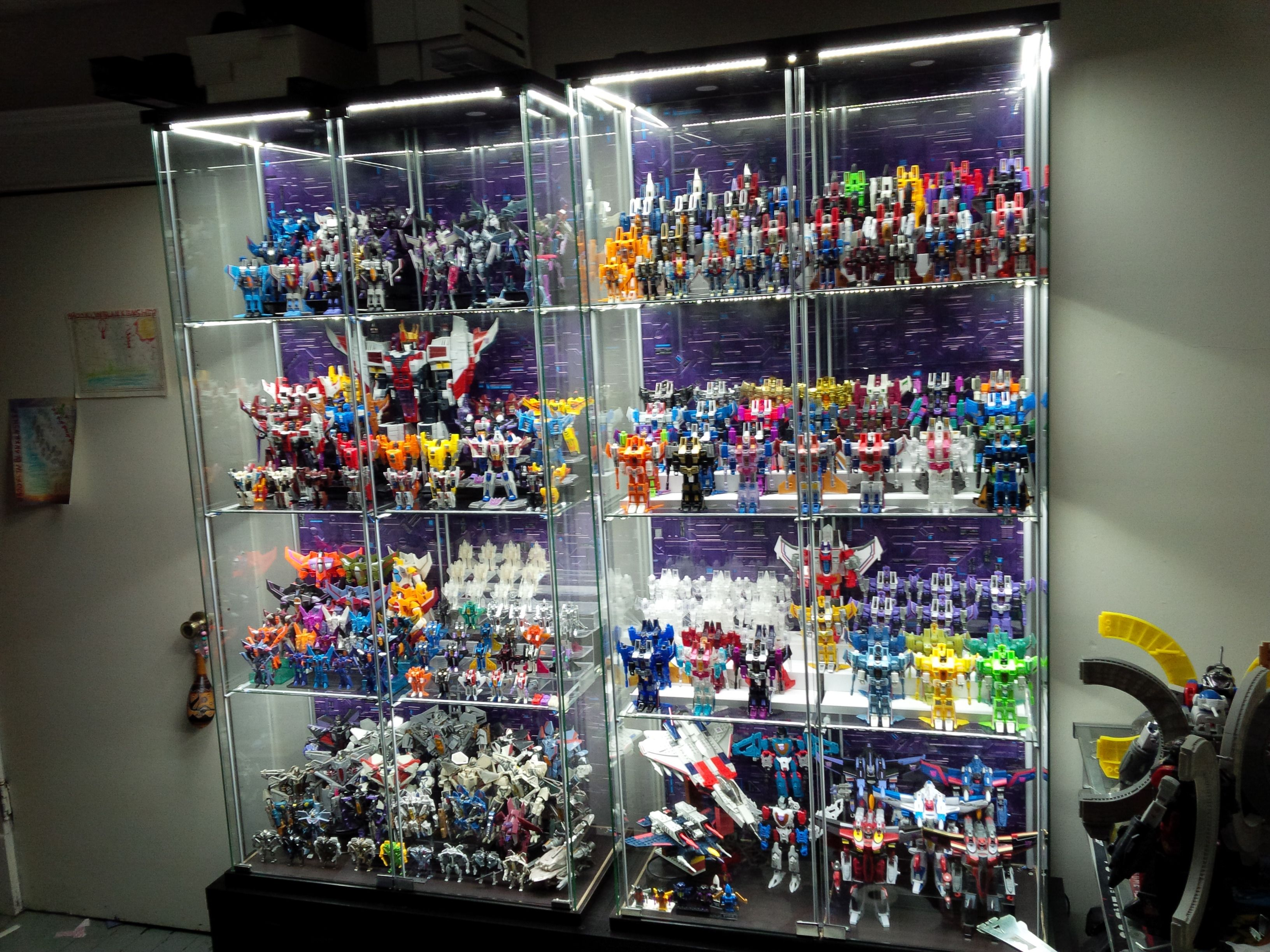 A Complete Guide To Do It Yourself Lighting For Your Ikea Detolf Transformers Collections