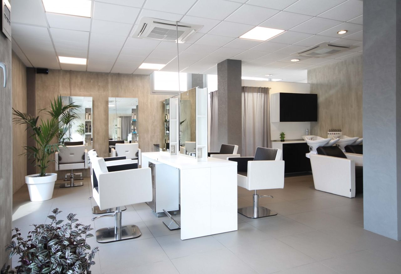 Mobili Parrucchiere ~ Levratti mirandola italia salon ambience hairdressing