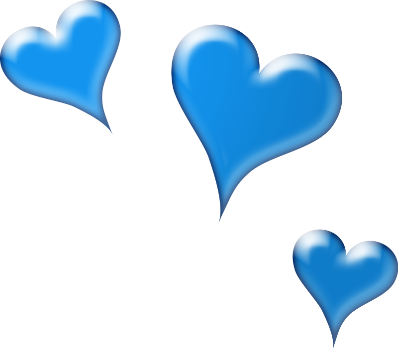 blue heart clip art cliparts co hearts l ve in 2018 rh pinterest com blue heart clipart with tail blue heart clipart with tail
