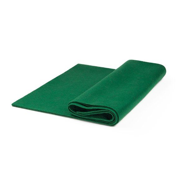 Acrylic Felt By The Yard Kelly Green 72 Wide X 1 Yd Long X 1 16 Thick Products Felt Fabric Felt Sheets Fabric