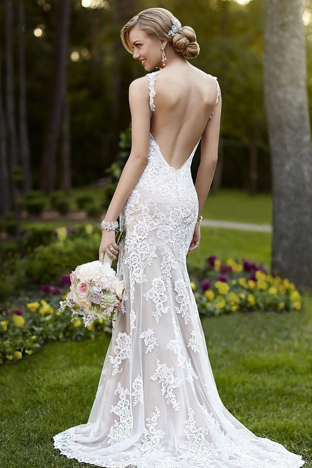 Crochet Wedding Dress Patterns Free | Sari | Pinterest | Crochet ...