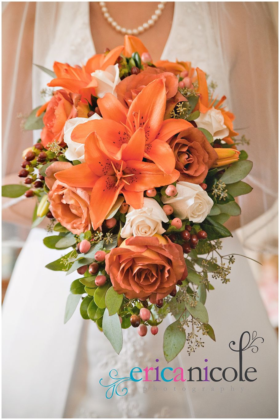 Jessica And Michaels Wedding White Wedding Bouquets Weddings And