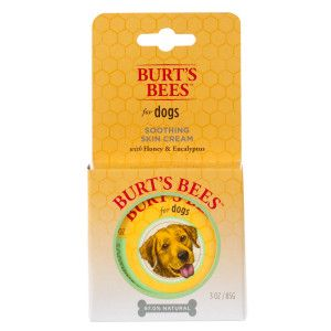 Burt S Bees Soothing Skin Dog Cream My Pit Bulls Get A Lot Of Rashes And This Stuff Is Magic