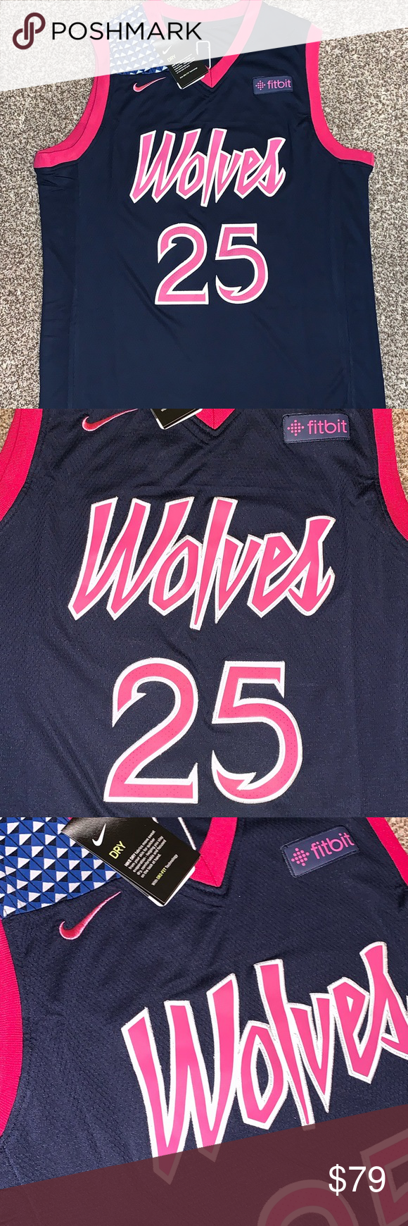 info for 74278 8ca59 Derrick Rose Minnesota Timberwolves City Edition Derrick ...