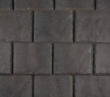 Charcoal Brava Old World Composite Slate Slate Roof Tiles Synthetic Slate Roofing Synthetic Slate