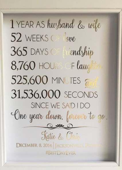 Diy Handwerk für Freund Jubiläum Ehe 21+ Ideen