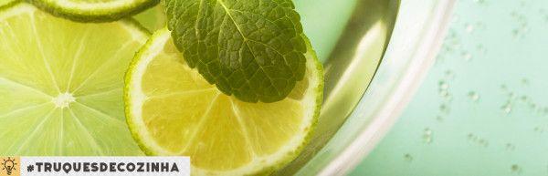 Limão muito mais que Limonada