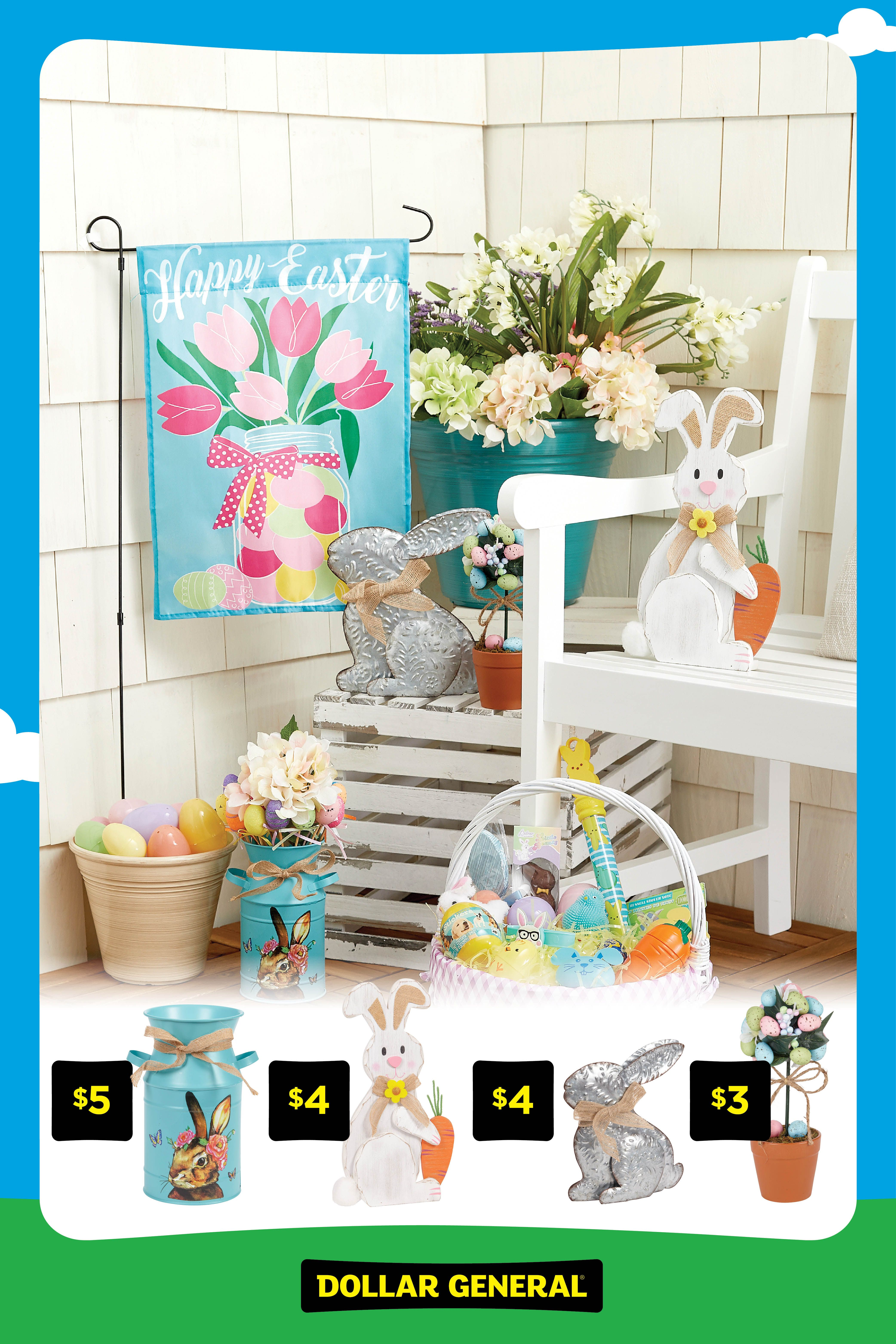 Check out our Explore More Book for spring decorating ...