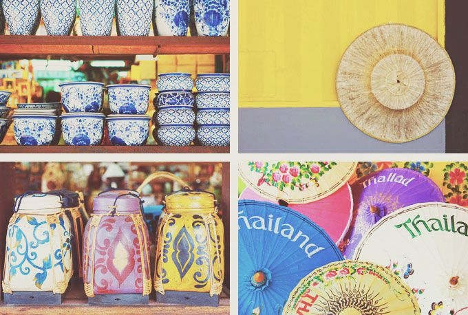 The Best Things To Buy In Thailand Where What To Shop Thailand
