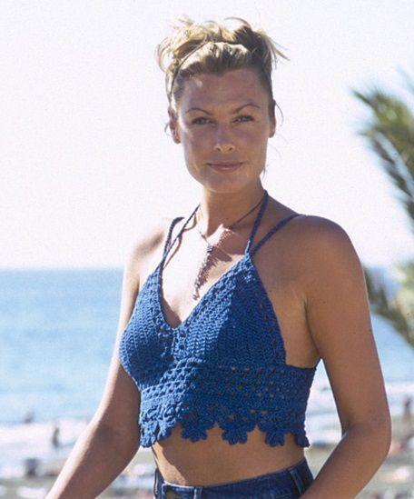 Top A Uncinetto Raccolta Schemi In Italiano Crochet Summer