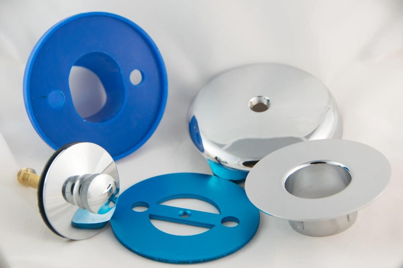 The BIG Overflow Gasket Kit featuring the Lift and Turn Drain Option ...