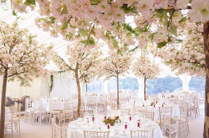 Artificial Blossom Trees Blossom Tree Wedding Wedding Tree Decorations Cherry Blossom Wedding