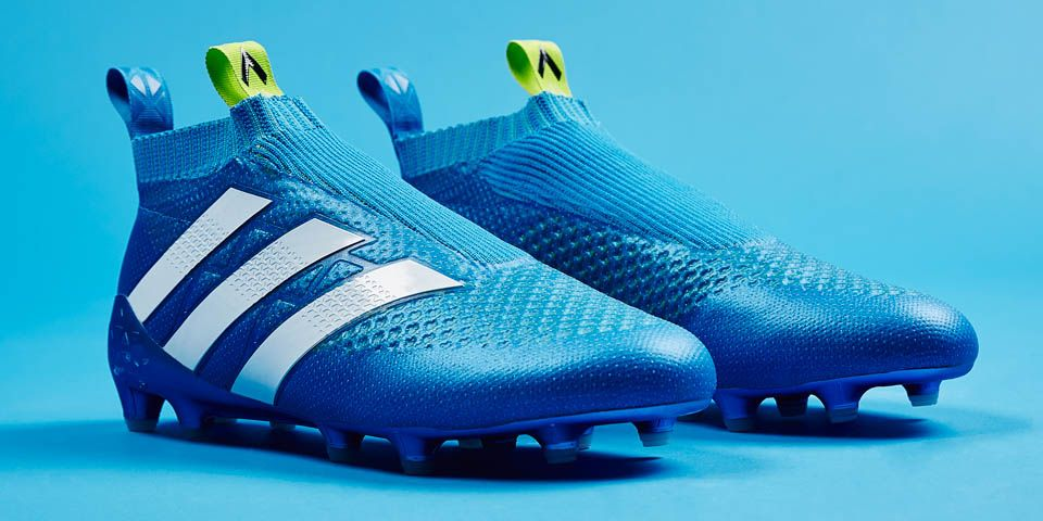 Adidas today launched the third Adidas Ace 16+ PureControl