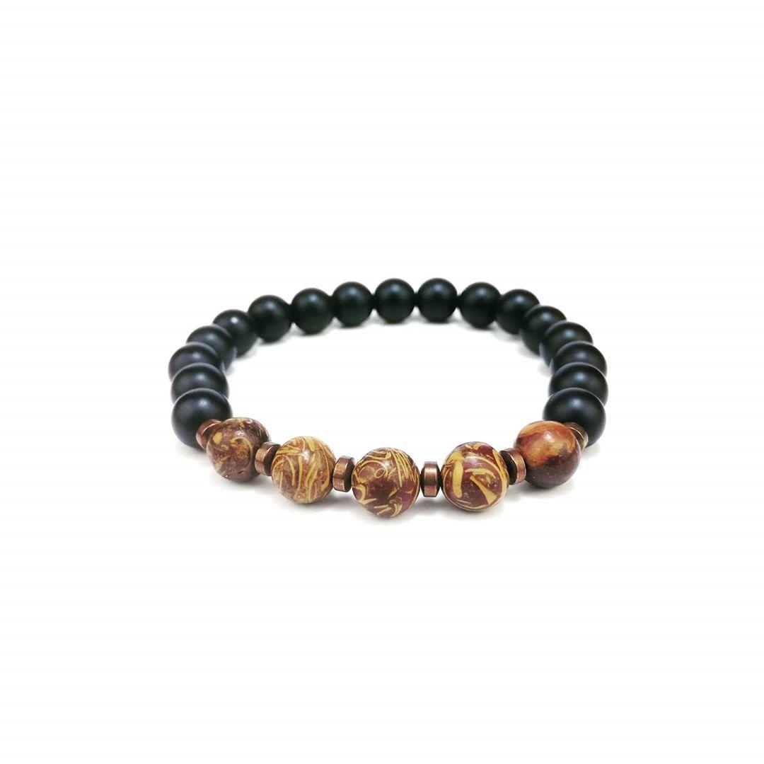 #bracelet #jewelry #womenfashion #menfashion #onyks #jaspiskalahari #jaspis #hematyt #kolor #color #blackcolor...#bracelet #jewelry #womenfashion #menfashion #onyks #jaspiskalahari #jaspis #hematyt #kolor #color #blackcolor #goldcolor #style #nice #nicepresent #beautiful #beautifulpresent #stone #kamienszlachetny #kamiennaturalny #natura #artstone #art #4Men4Women #picofthedays #fashion #amazinghomemade #passion #l4l #f4f