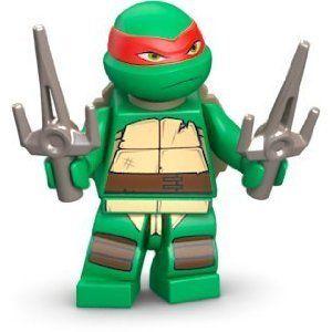 amazoncom lego teenage mutant ninja turtles raphael