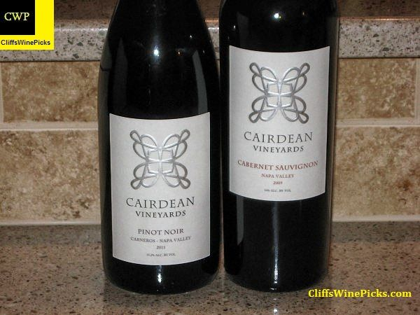 Cairdean Estate Winery From St Helena – Take 2