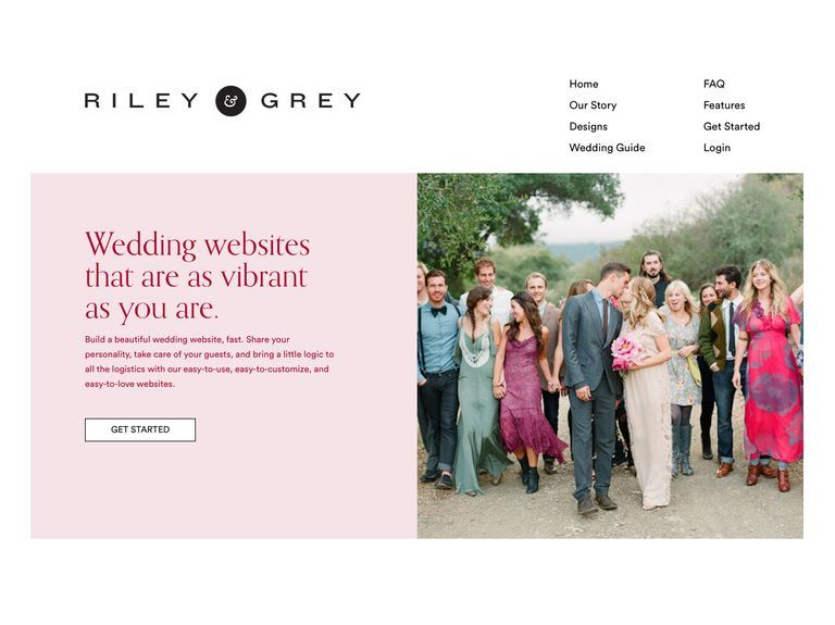 The 9 Best Wedding Website Builders Of 2020 Wedding Website Create Wedding Website Wedding Website Builder