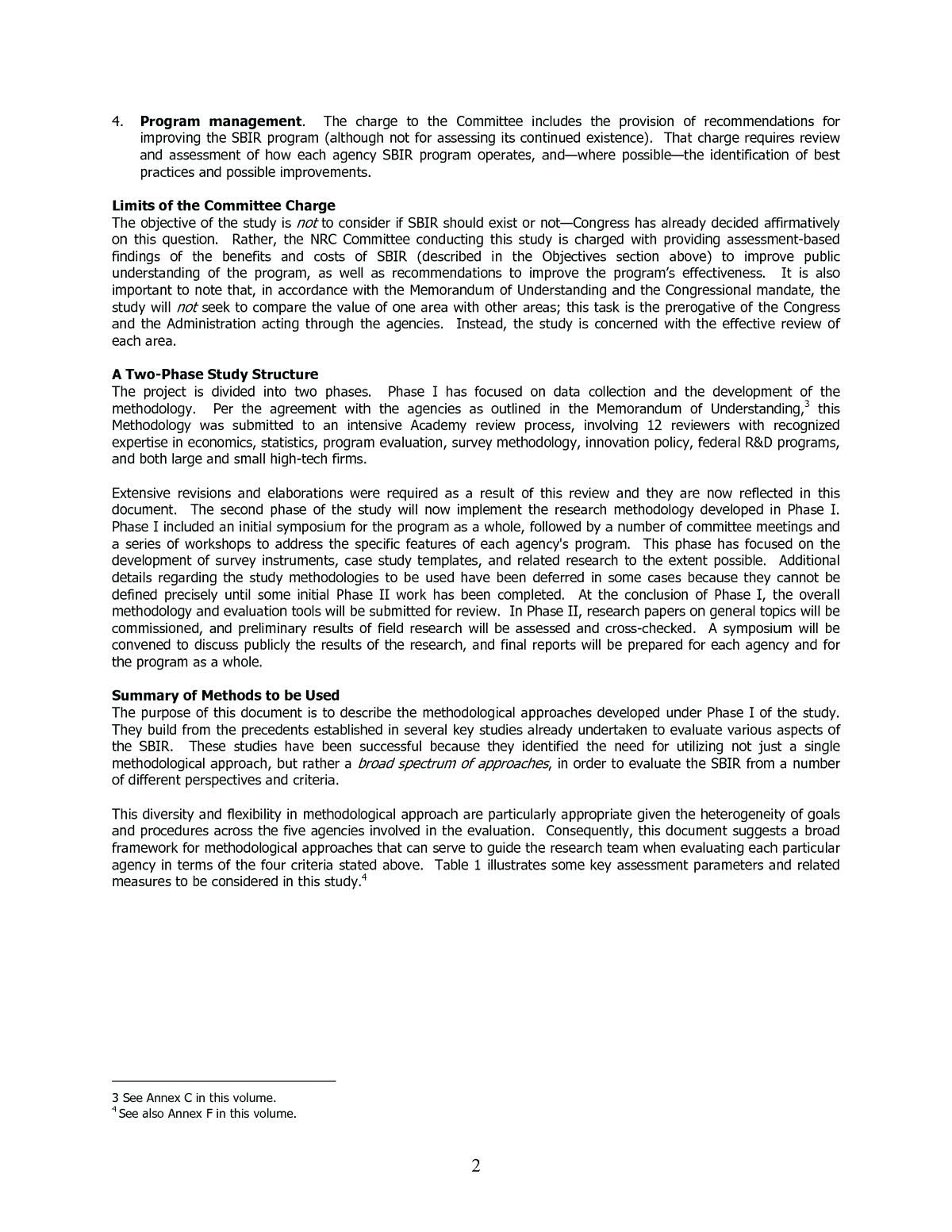 003 Project Management Executive Summary Template Format For