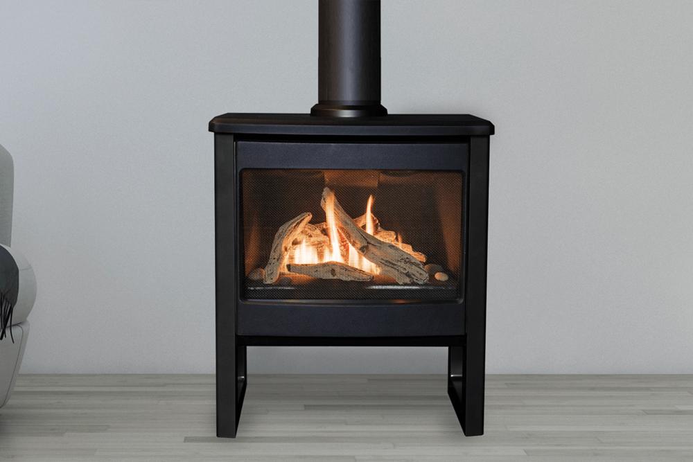 Madrona Freestanding Series Gas Stove Gas Fireplace Stove