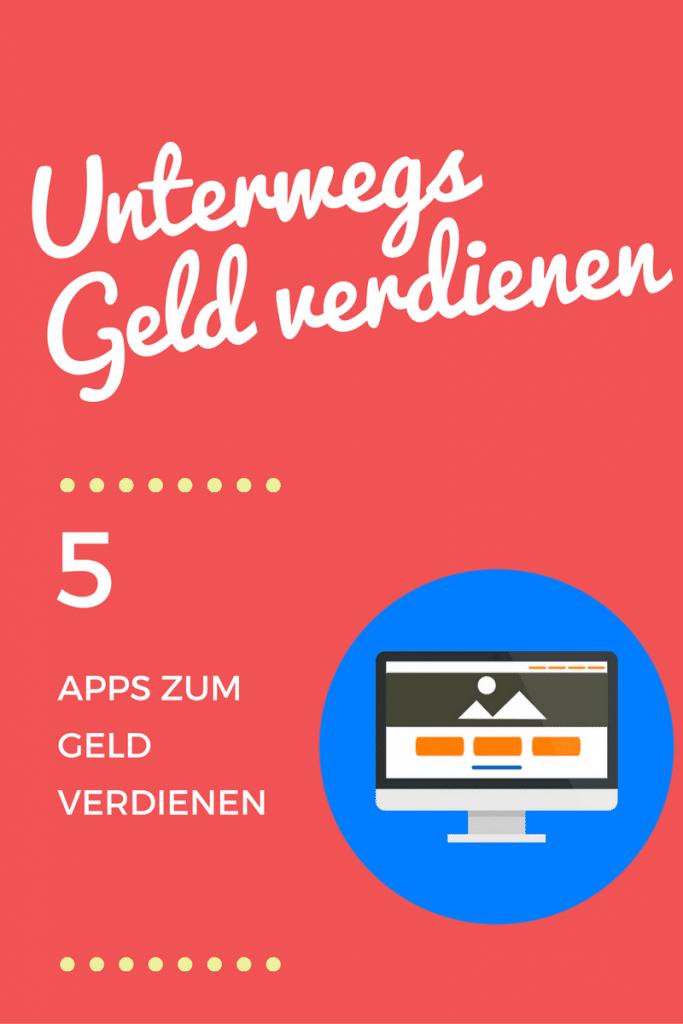 app geld verdienen
