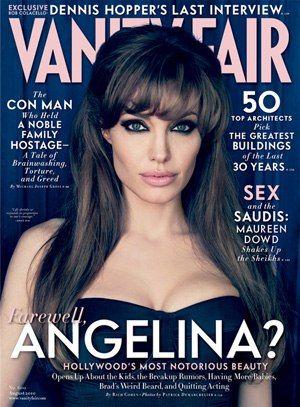 Vanity Fair Magazine - August 2010