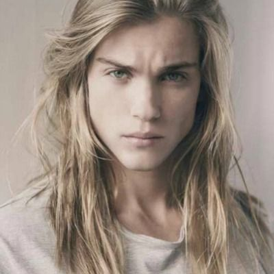 the best hairstyle for long hair men  long hair styles