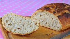 Dagasztás nélküli kenyér házilag|Szeretlek Magyarország