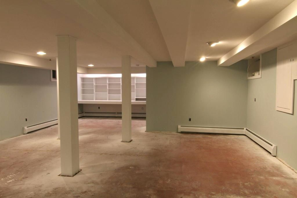 enchanting painting concrete basement walls painting on concrete basement wall paint colors id=35031
