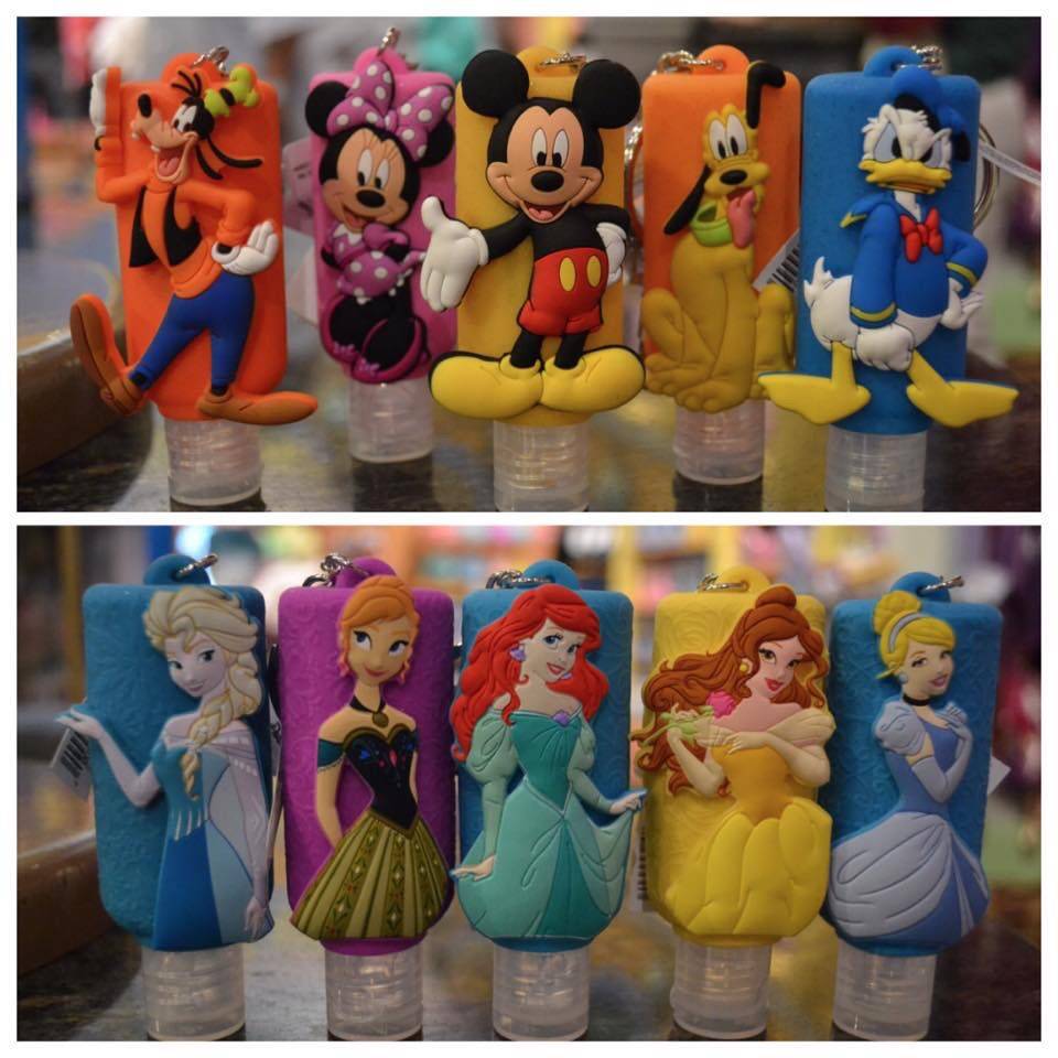 News Disney Hand Sanitizers Have Arrived At The Parks Which Ones