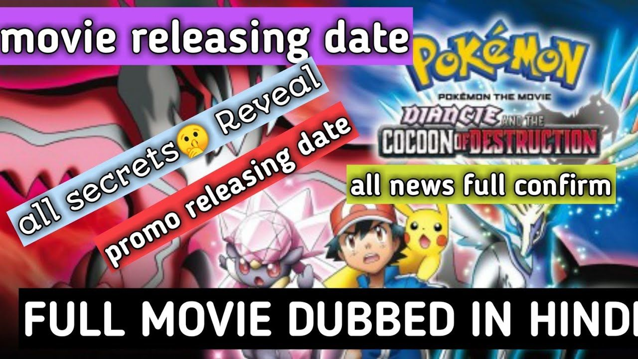 Download Pokemon Movie Giratina And The Sky Warrior In Hindi Dubbed .mp4  .mp3 .3gp - Daily Movies Hub trong 2021