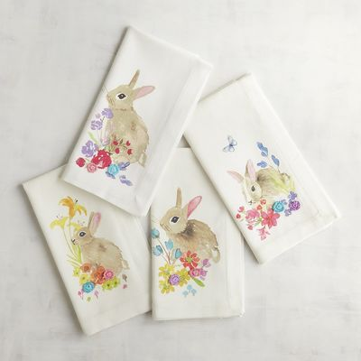 150 Rabbit Flower Heart Card Embellishments.Crafts Table Confetti Easter