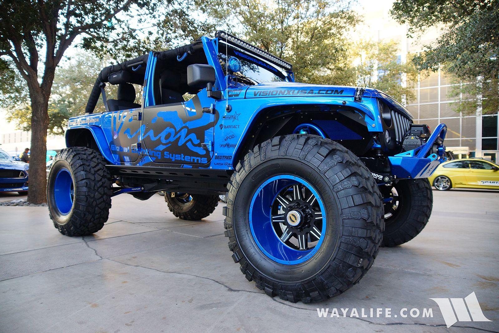 Jeep Jk Wrangler ℛℰ I ℕnℰd By Averson Automotive Group Llc Jeep Jeeplife Blue Jeep Jeep Wrangler Rubicon Jeep Jk