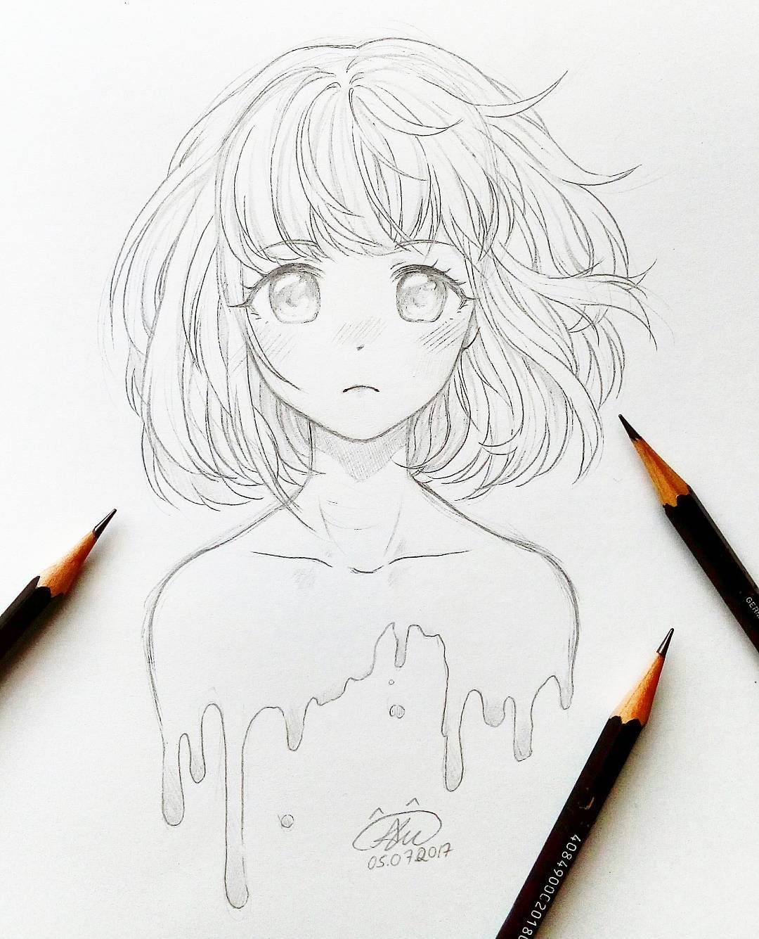 5 933 Likes 70 Comments A L U L I Alustrations On Instagram B E L I E V E R First Things Anime Sketch Anime Drawings Art Inspiration Drawing