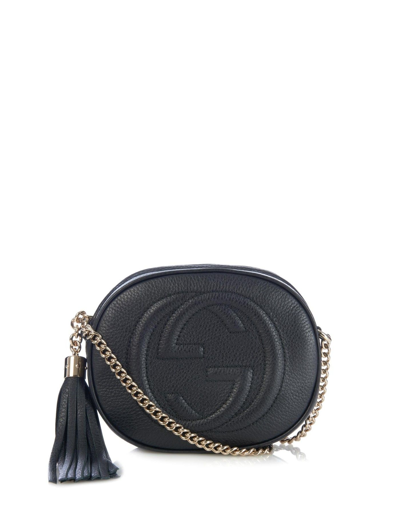 8a67cc46b Mini Soho chain-strap cross-body bag | Gucci | MATCHESFASHION.COM UK ...