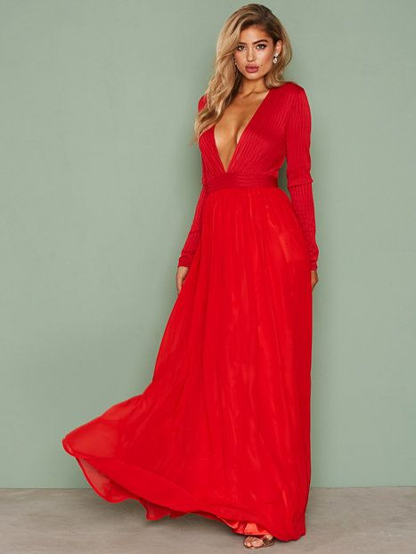 aeb9556fce12 Long Sleeve Evening Gown | House Of CB, Mistress Rocks, Nelly ...